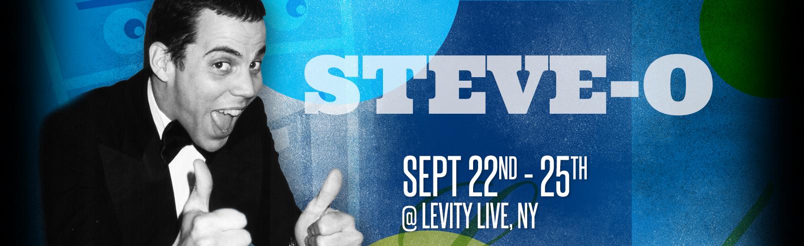 Steve-O @ Levity Live