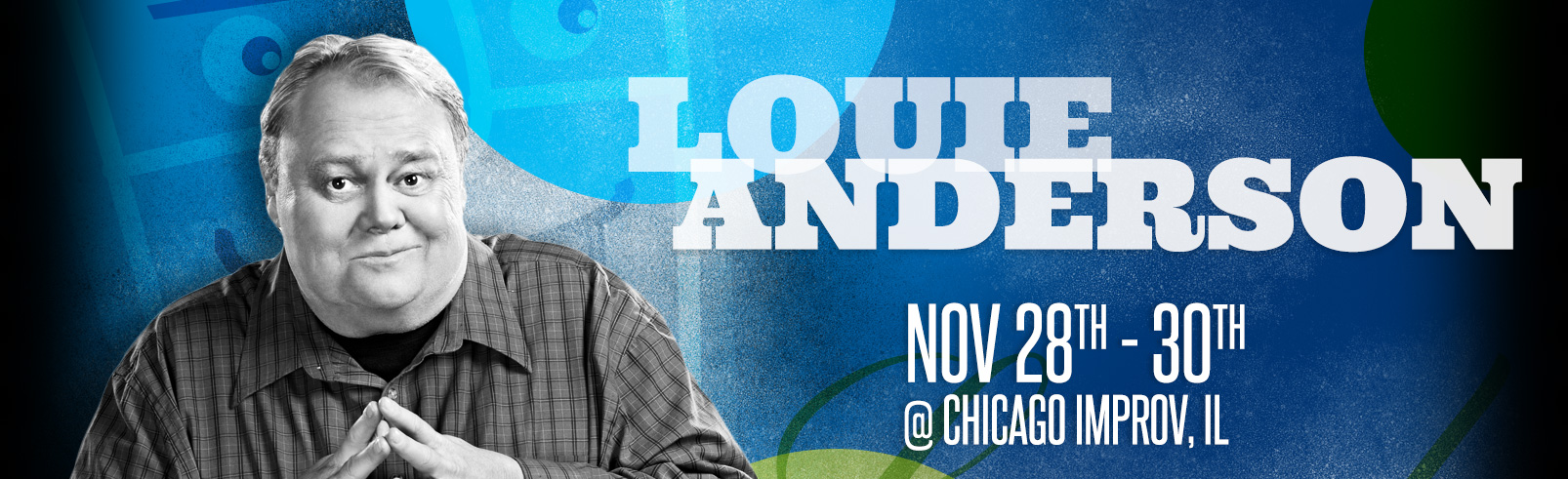 Louie Anderson @ Chicago Improv
