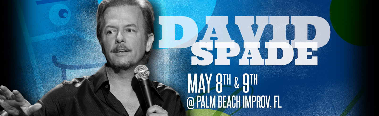 David Spade @ Palm Beach Improv