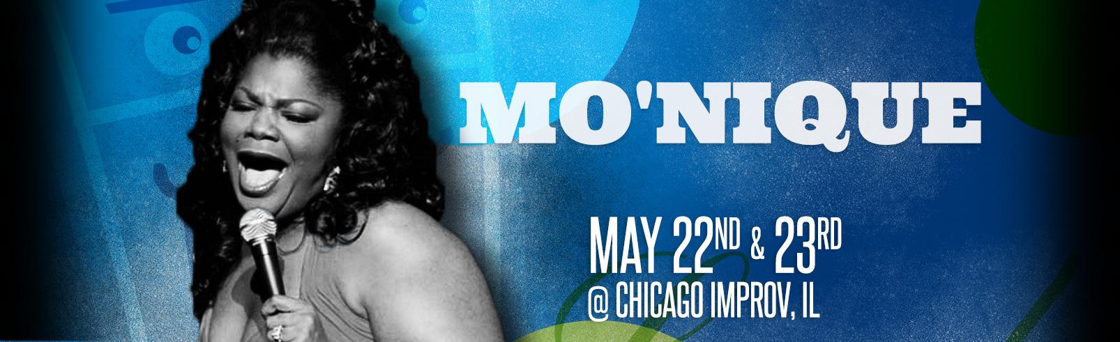 Mo'Nique @ Chicago Improv