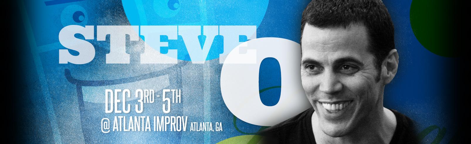 Steve-O @ Atlanta Improv