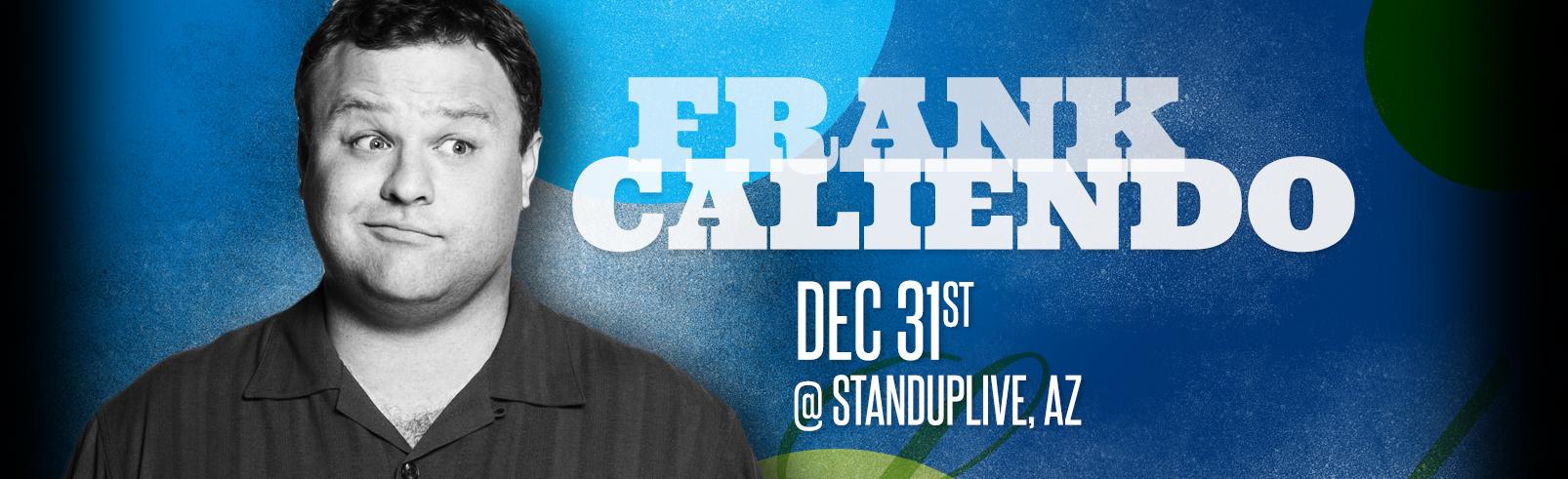 Frank Caliendo @ StandUpLive