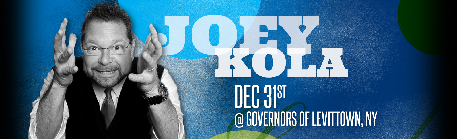 Joey Kola @ Governors of Levittown
