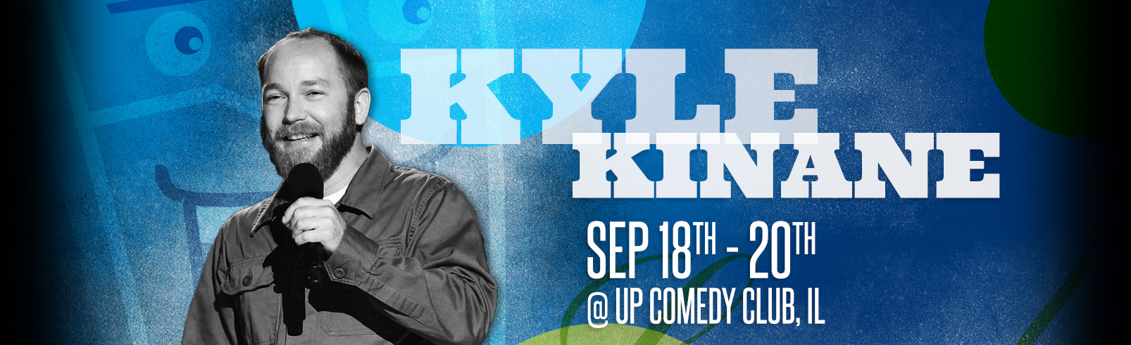 Kyle Kinane @ UP Comedy Club