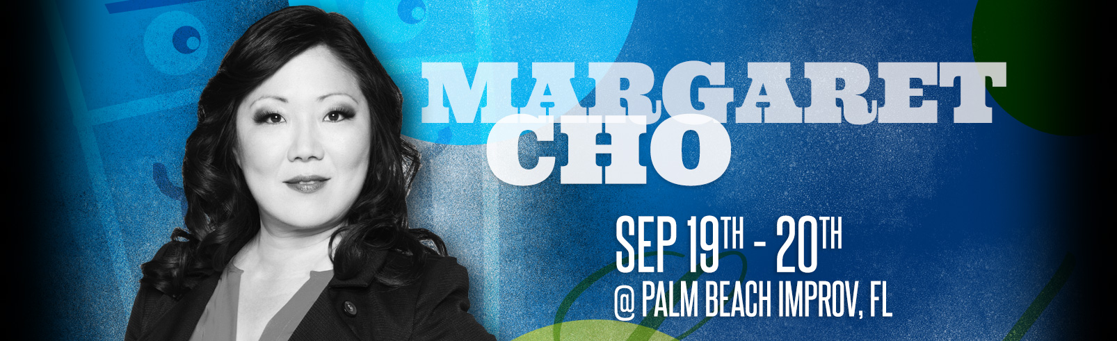 Margaret Cho @ Palm Beach Improv