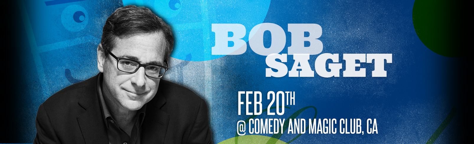 Bob Saget @ Comedy and Magic Club