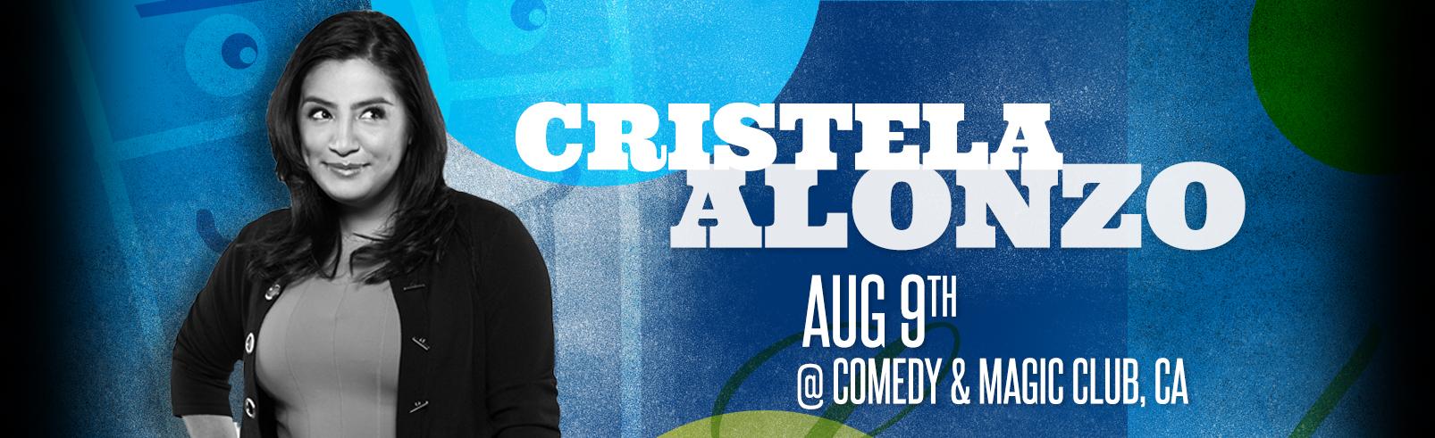 Cristela Alonzo @ Comedy and Magic Club