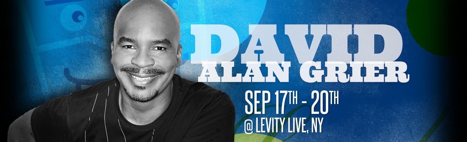 David Alan Grier @ Levity Live