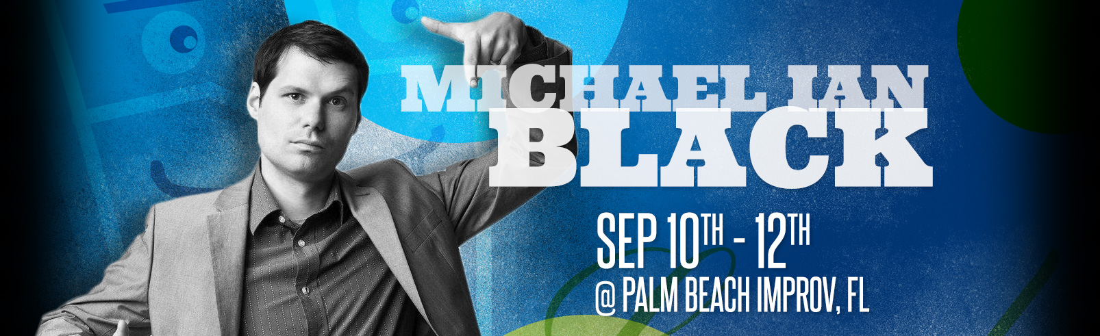 Michael Ian Black @ Palm Beach Improv