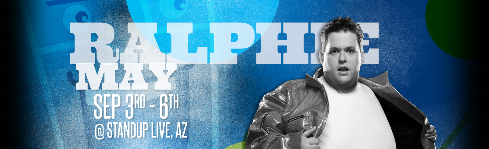 Ralphie May @ StandUp Live