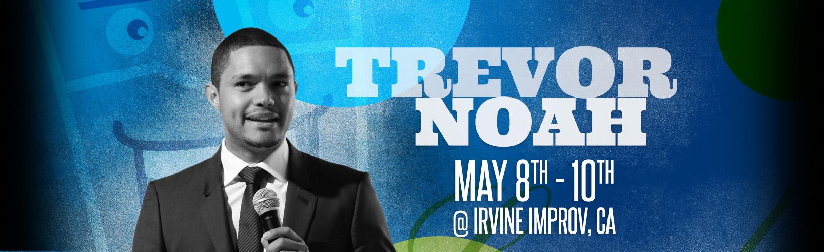 Trevor Noah @ Irvine Improv