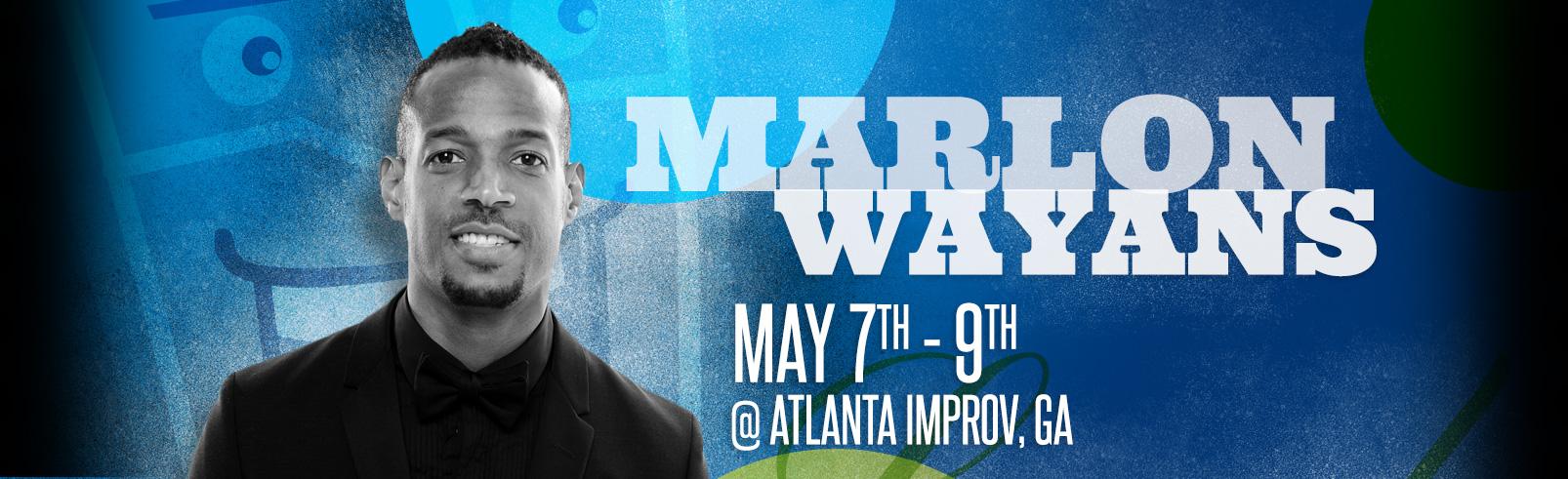 Marlon Wayans @ Atlanta Improv