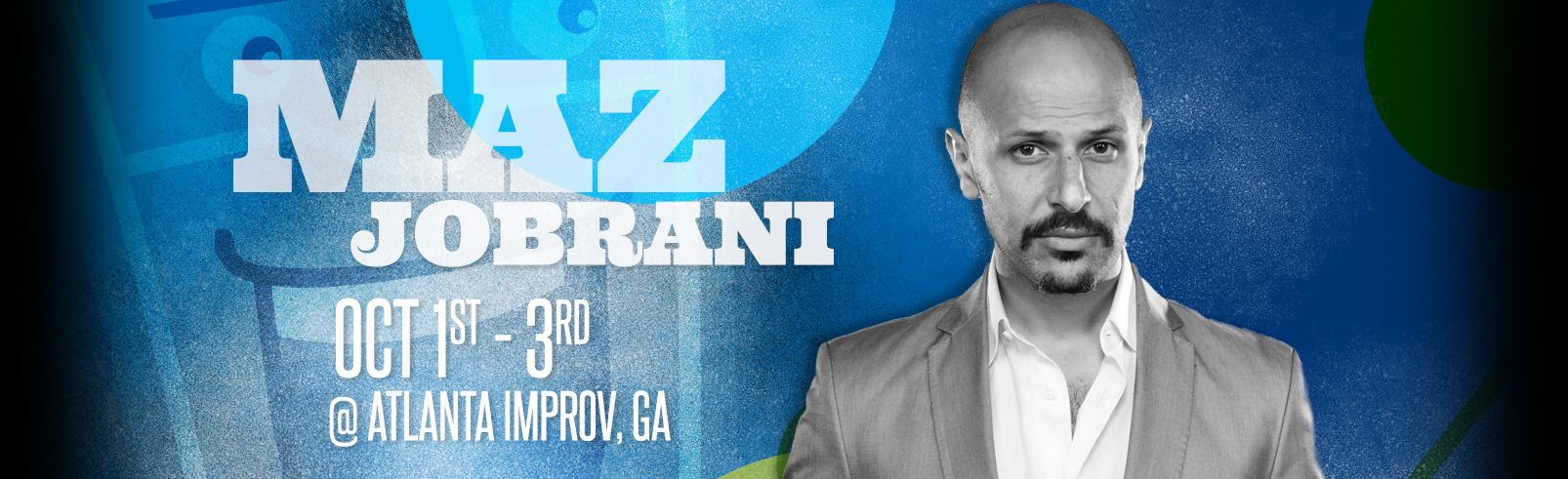 Maz Jobrani @ Atlanta Improv