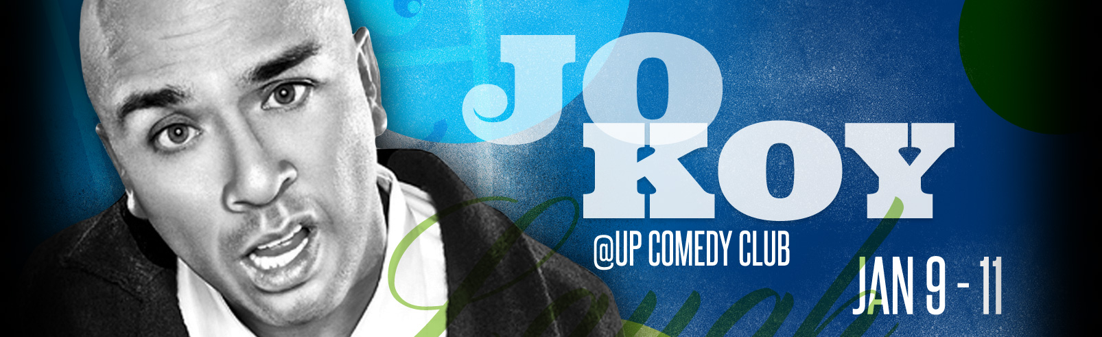 Joy Koy @ UP Comedy Club