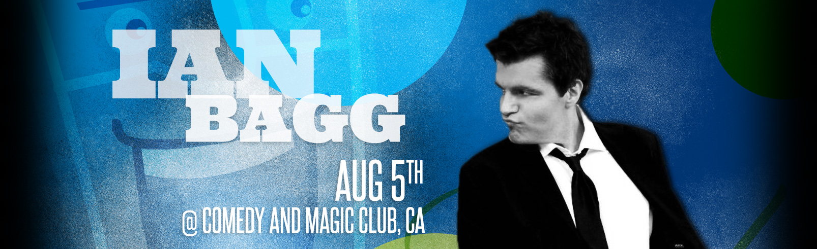 Ian Bagg @ Comedy and Magic Club