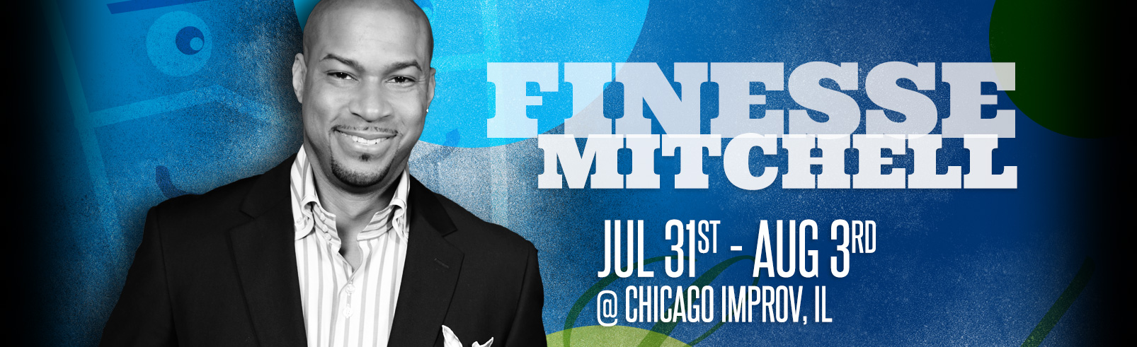 Finesse Mitchell @ Chicago Improv
