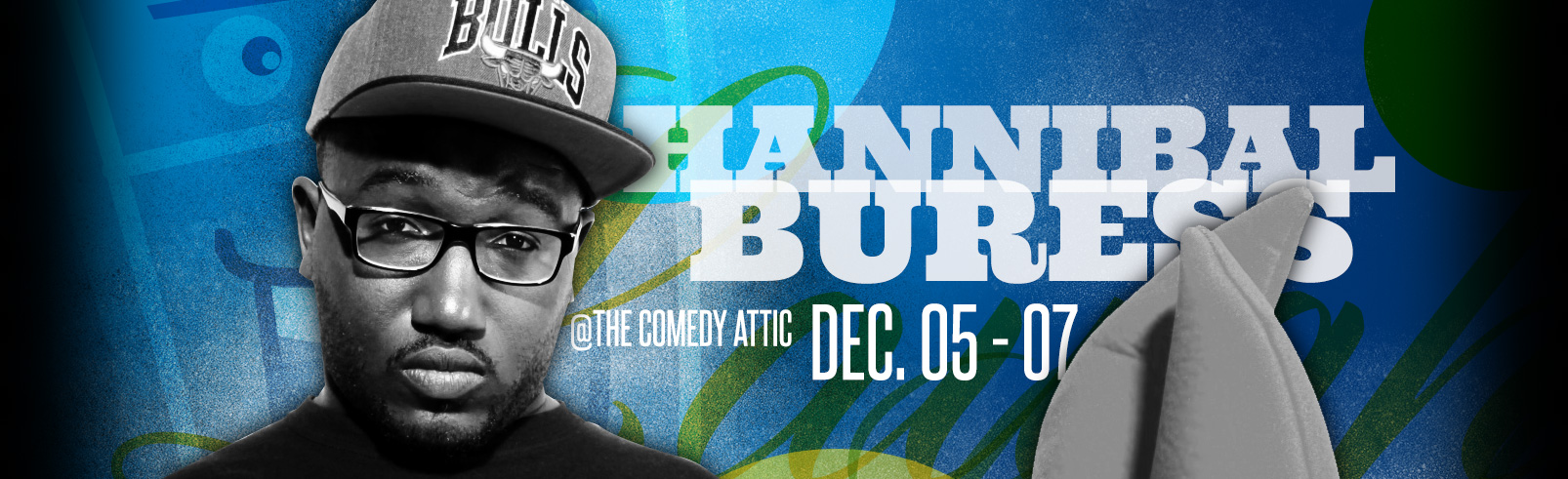 Hannibal Buress @ The Comedy Attic