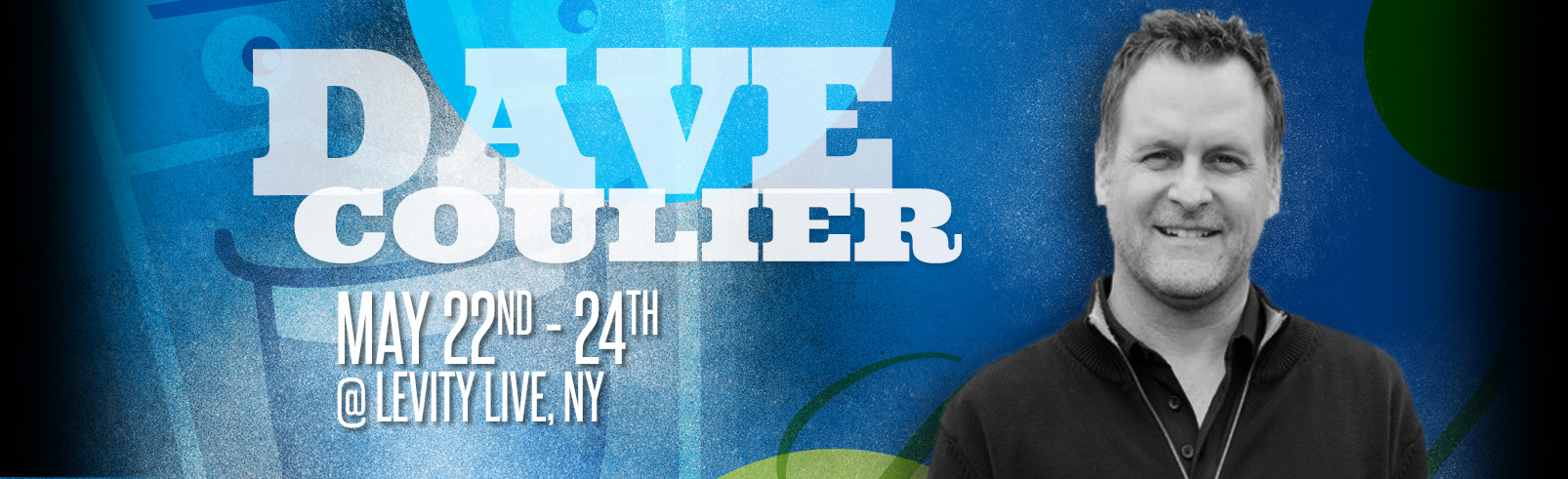 Dave Coulier @ Levity Live