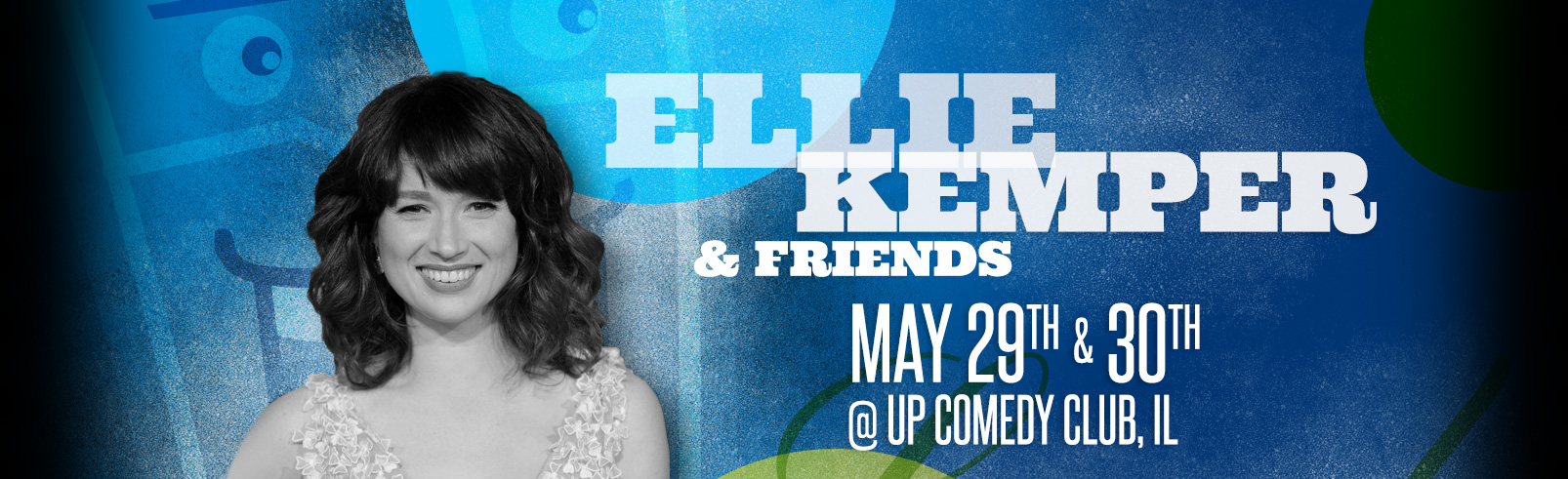 Ellie Kemper @ UP Comedy Club