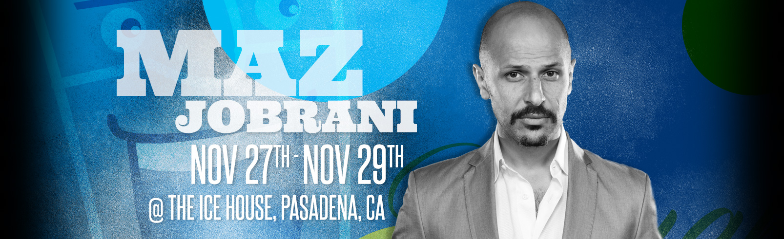 Maz Jobrani @ The Ice House
