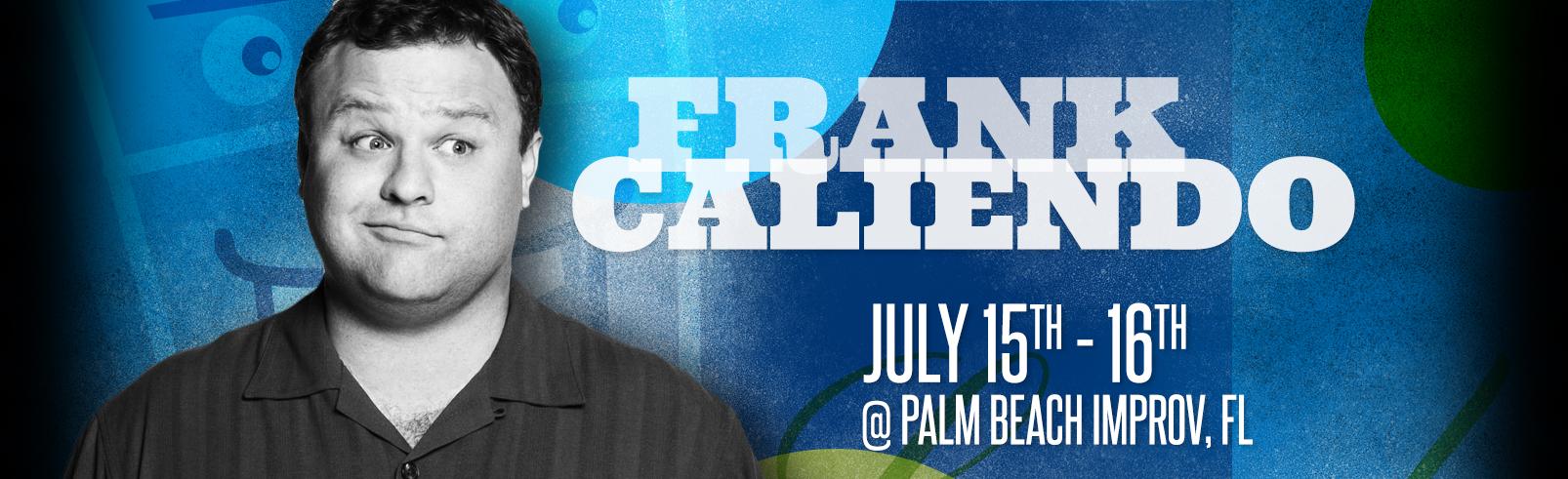 Frank Caliendo @ Palm Beach Improv
