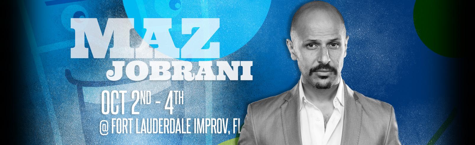Maz Jobrani @ Fort Lauderdale Improv