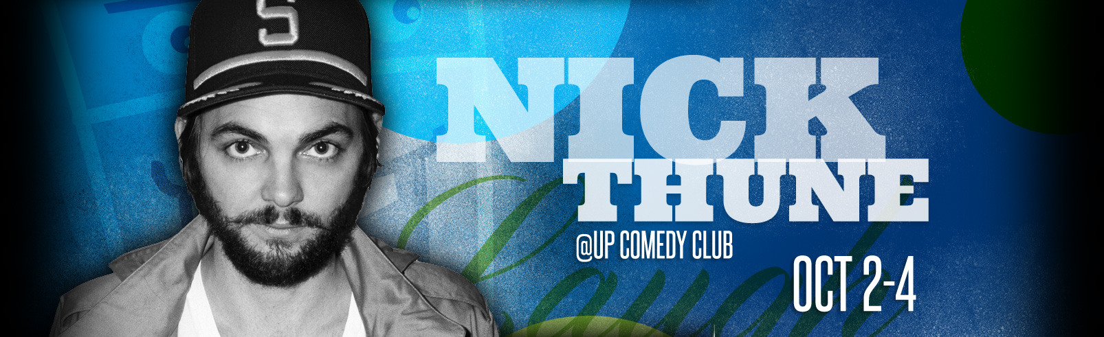Nick Thune @ UP Comedy Club