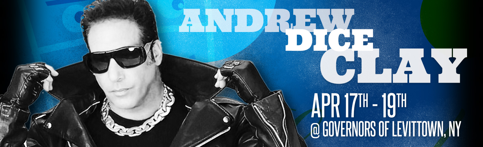 Andrew Dice Clay @ Governors of Levittown