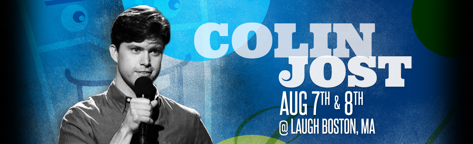 Colin Jost @ Laugh Boston