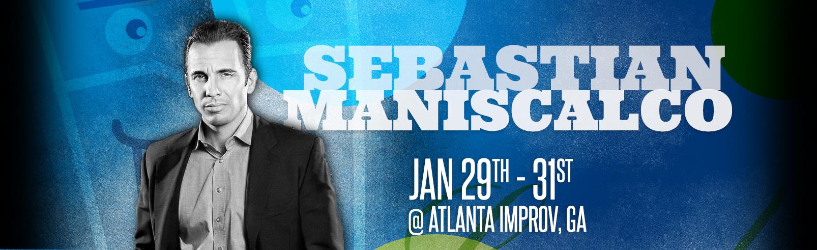 Sebastian Maniscalo @ Atlanta Improv