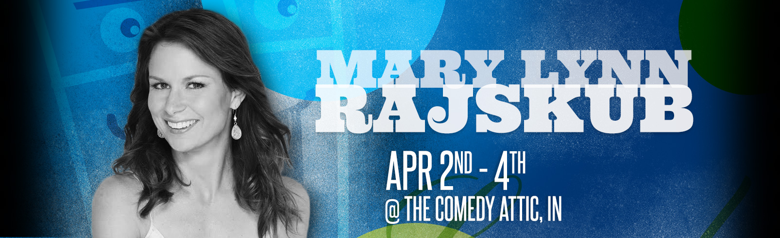 Mary Jane Rajskub @ The Comedy Attic