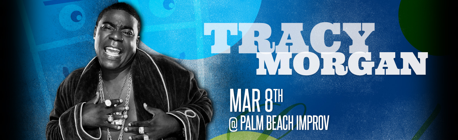 Tracy Morgan @ Palm Beach Improv
