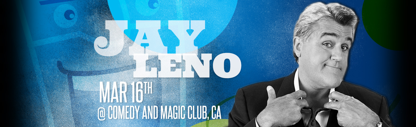 Jay Leno @ Comedy and Magic Club