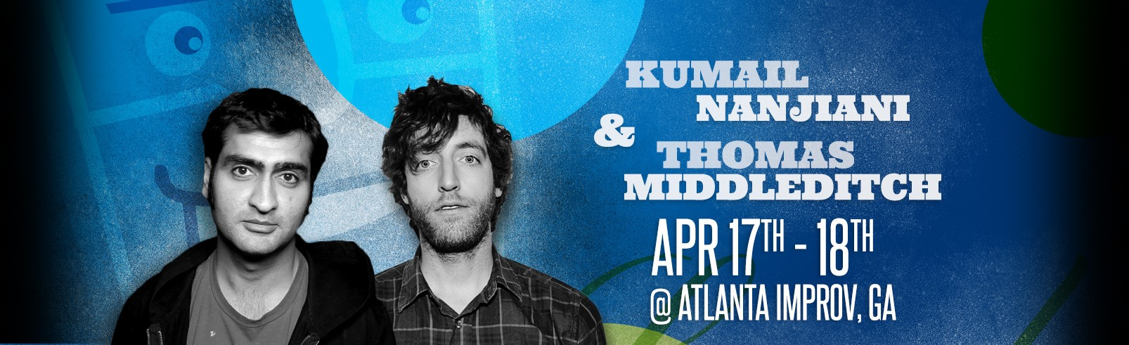 Kumail Nanjiani & Thomas Middleditch