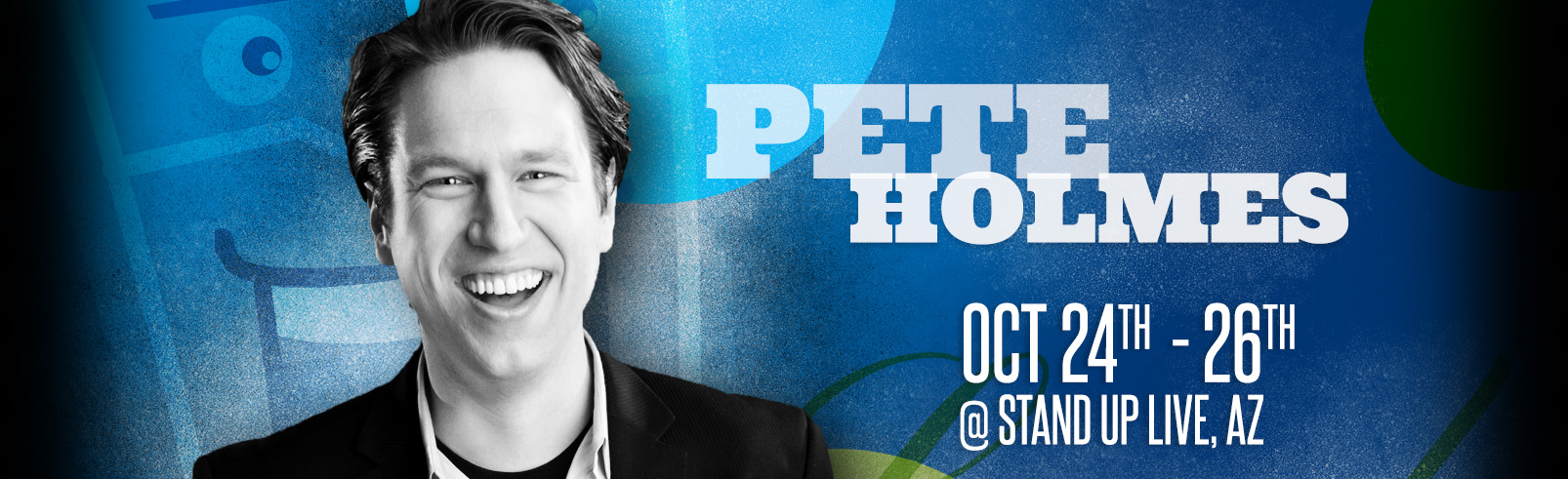 Pete Holmes @ StandUpLive