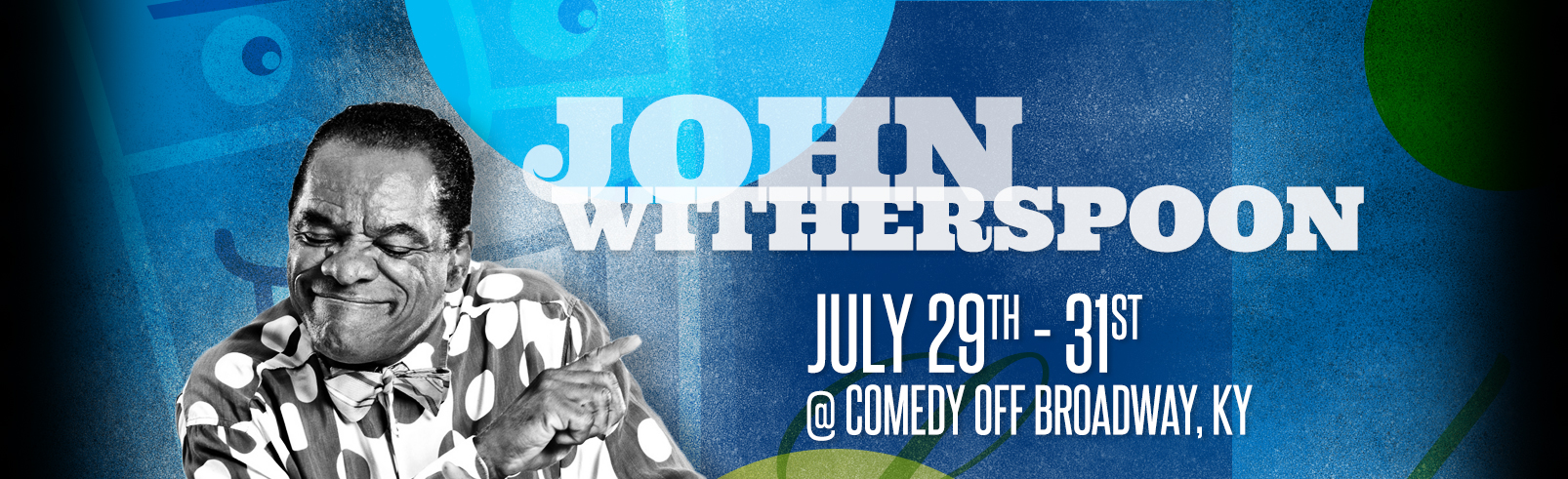 John Witherspoon @ Comedy Off Broadway