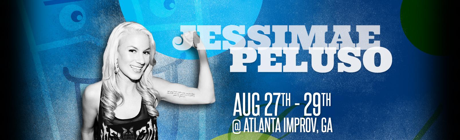 Jessimae Peluso @ Atlanta Improv