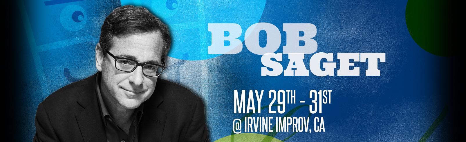 Bob Saget @ Irvine Improv