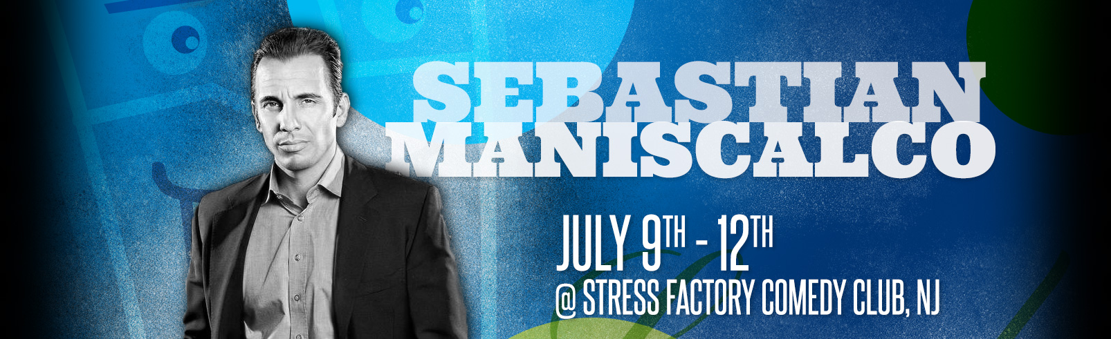 Sebastian Maniscalco @ Stress Factory Comedy Club