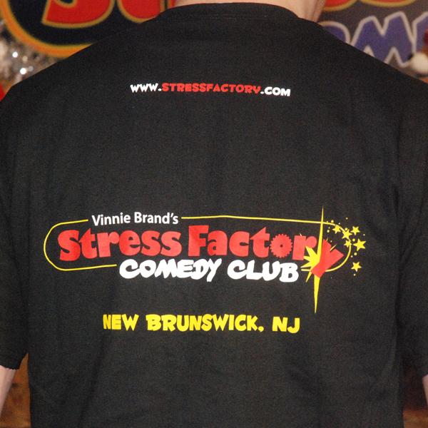 Men's Stress Factory T-Shirt