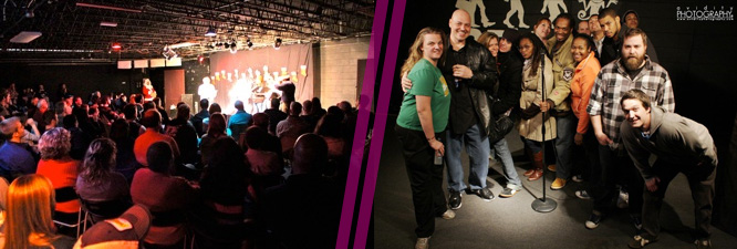 Atlanta S Home For Improv Shows Stand Up Shows And Comedy Classes About Us