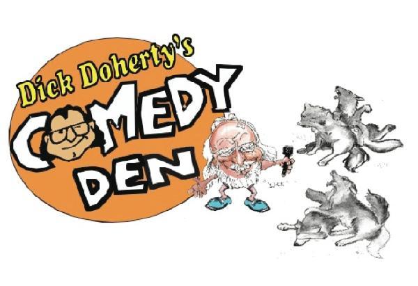 Dick Dohertys Comedy Den