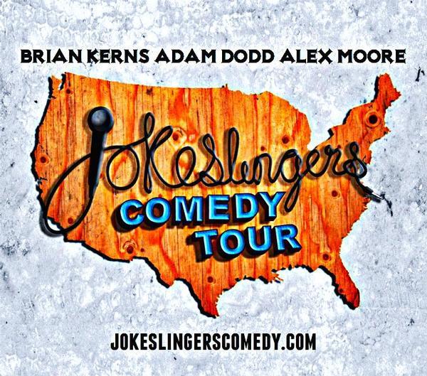 Joke Slingers Tour
