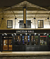 Lincoln Hall Chicago