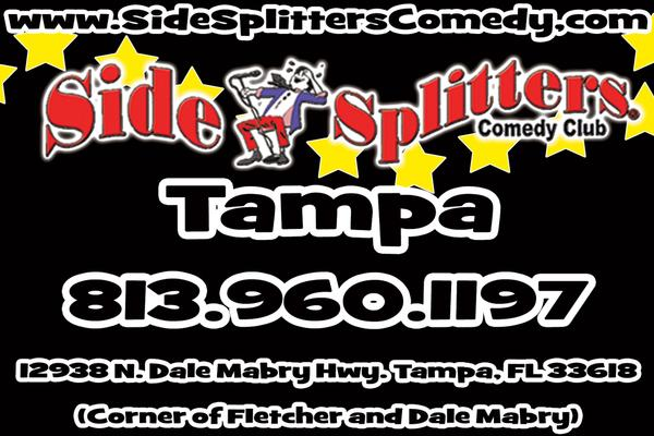 Side Splitters Comedy Club Tampa
