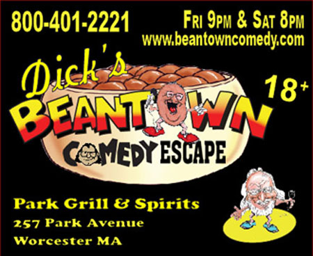 Dick Doherty's Beantown Comedy Escape Worcester