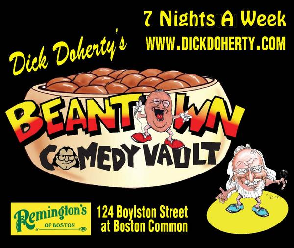 Dick Dohertys Beantown Comedy Vault Remingtons