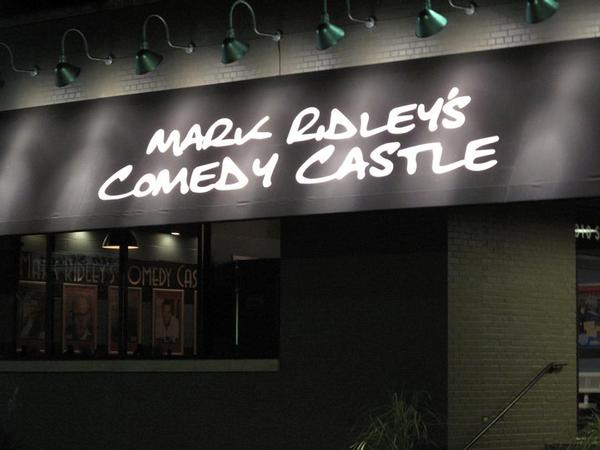 Mark Ridleys Comedy Castle