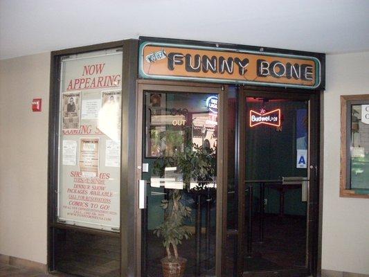 Funny Bone  St Louis