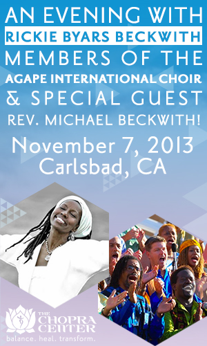 An Evening with Rickie Byars Beckwith and Members of the Agape International Choir